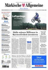 Märkische Allgemeine Dosse Kurier - 22. September 2017