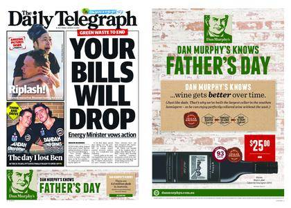 The Daily Telegraph (Sydney) – August 31, 2018
