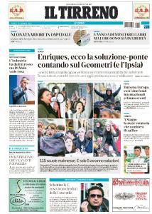 Il Tirreno Livorno - 12 Gennaio 2019
