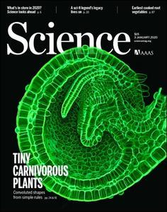 Science - 3 January 2020