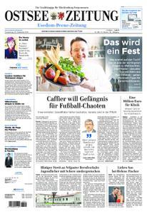 Ostsee Zeitung Wolgast - 20. Dezember 2018