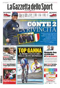 La Gazzetta dello Sport Roma – 26 settembre 2020
