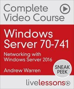 Windows Server 70-741 - Networking with Windows Server 2016