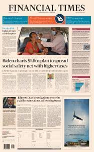 Financial Times USA - April 29, 2021