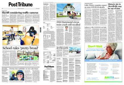 Post-Tribune – June 25, 2020