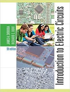 Introduction to Electric Circuits (9th Edition)