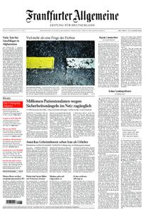 Frankfurter Allgemeine Zeitung F.A.Z. - 18. September 2019