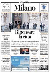 la Repubblica Milano - 3 Marzo 2020
