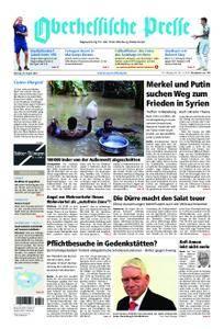 Oberhessische Presse Marburg/Ostkreis - 20. August 2018