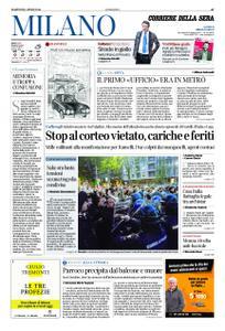Corriere della Sera Milano – 30 aprile 2019