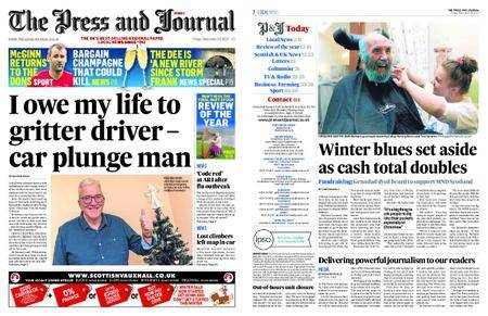 The Press and Journal Moray – December 29, 2017