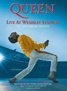 Queen - Live at Wembley Stadium 1986 (25th Anniversary Edition) (2011) [ReUp]