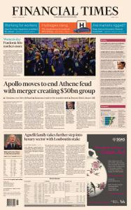 Financial Times Middle East - March 9, 2021