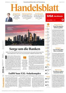 Handelsblatt - 3 Dezember 2020