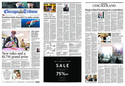 Chicago Tribune – June 15, 2019