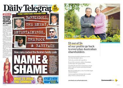 The Daily Telegraph (Sydney) – August 10, 2017