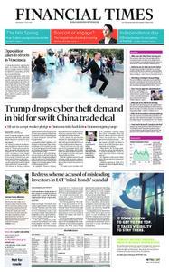 Financial Times UK – May 01, 2019