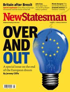 New Statesman - 31 January - 6 February 2020