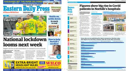 Eastern Daily Press – October 31, 2020