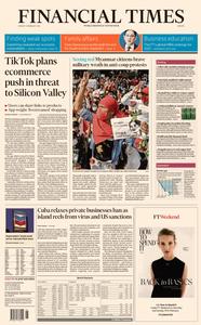 Financial Times Europe - February 08, 2021