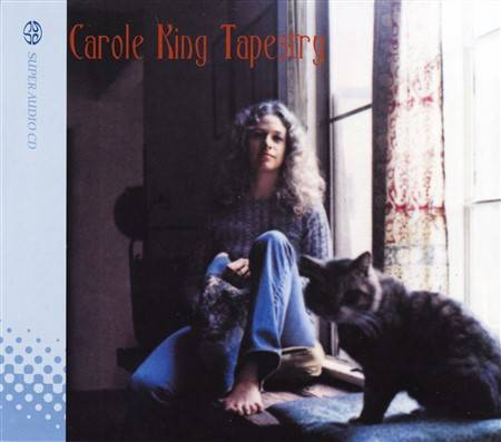 Carole King - Tapestry (1971) [Reissue 2017] PS3 ISO + Hi-Res FLAC