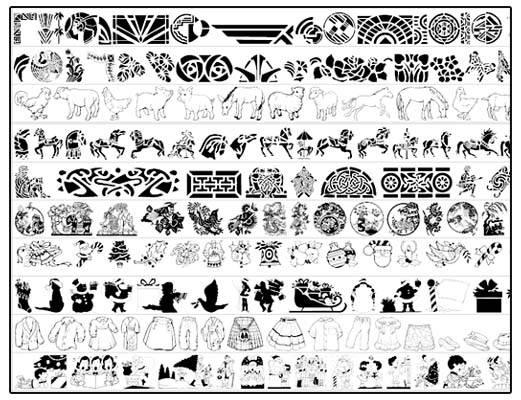 Dingbat Font Collection