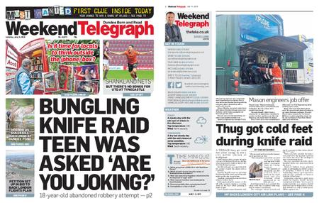 Evening Telegraph First Edition – July 13, 2019