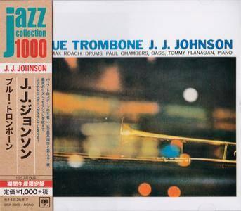 J. J. Johnson - Blue Trombone (1957) {2014 Japan Jazz Collection 1000 Columbia-RCA Series SICP 3986}