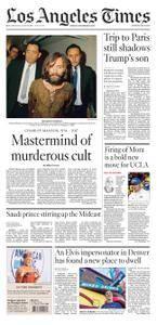 Los Angeles Times  November 20 2017