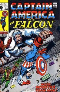 Captain America v1 135 Complete Marvel DVD Collection