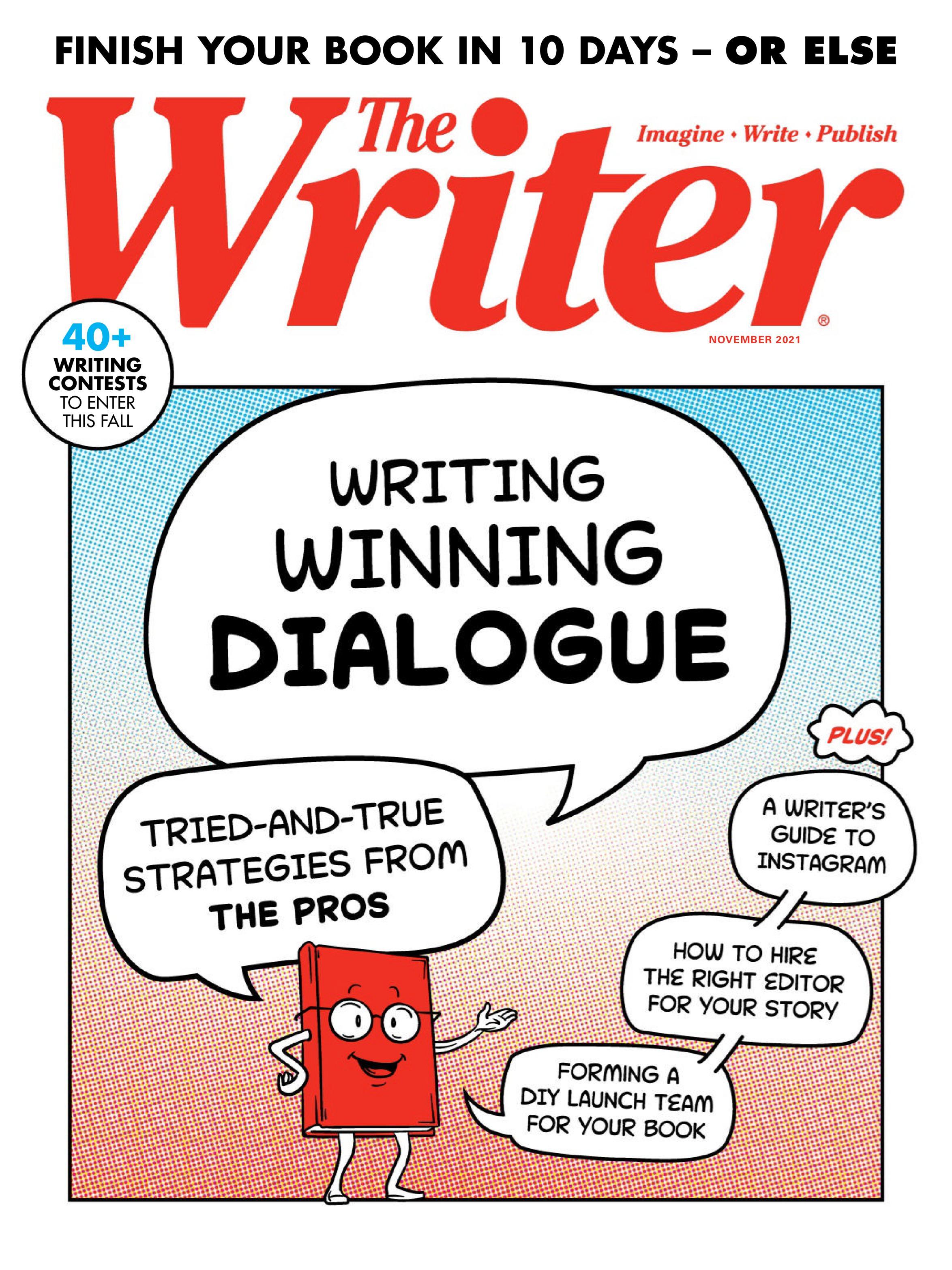 The Writer - November 2021
