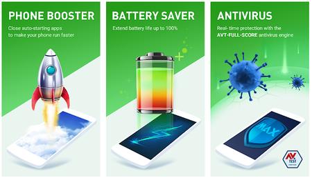 Super Antivirus Cleaner & Booster - MAX v1.7.8 [Unlocked]