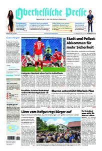 Oberhessische Presse Marburg/Ostkreis - 20. Juni 2018