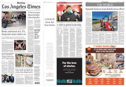 Los Angeles Times – March 29, 2020