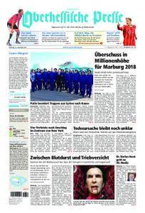 Oberhessische Presse Hinterland - 12. Dezember 2017