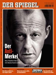 Der Spiegel - 10 November 2018