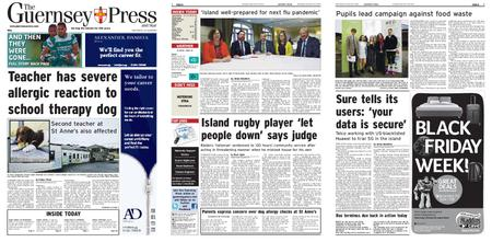 The Guernsey Press – 20 November 2019