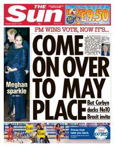 The Sun UK - 17 January 2019