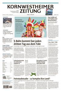Kornwestheimer Zeitung - 01. März 2019