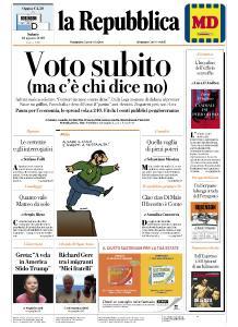 la Repubblica - 10 Agosto 2019
