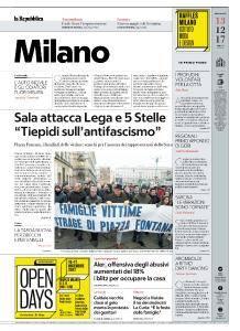 la Repubblica Milano - 13 Dicembre 2017