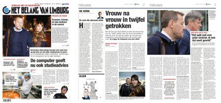 Het Belang van Limburg – 15. oktober 2021