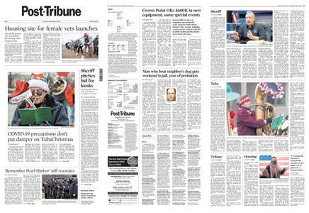 Post-Tribune – December 08, 2020