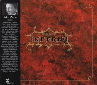 John Zorn - Inferno (2015) {Tzadik TZ 8336}