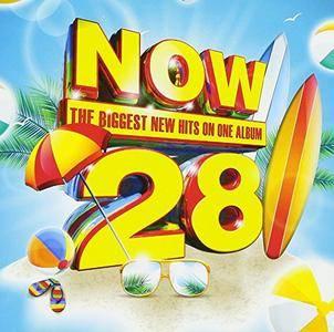 VA - Now 28 (Canadian Edition) (2017)