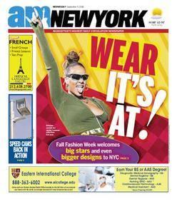 AM New York - September 05, 2018