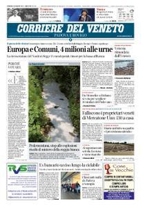 Corriere del Veneto Padova e Rovigo – 26 maggio 2019