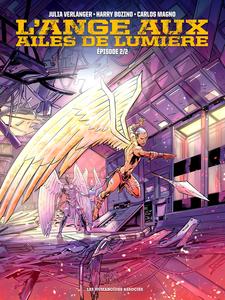 L'Ange aux Ailes de Lumière - Tome 2