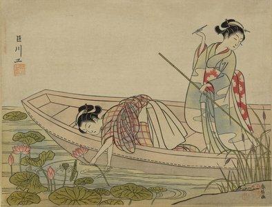 The Art of Suzuki Harunobu