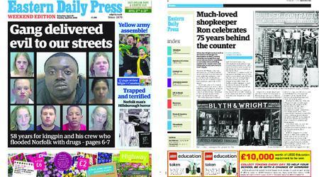 Eastern Daily Press – April 13, 2019